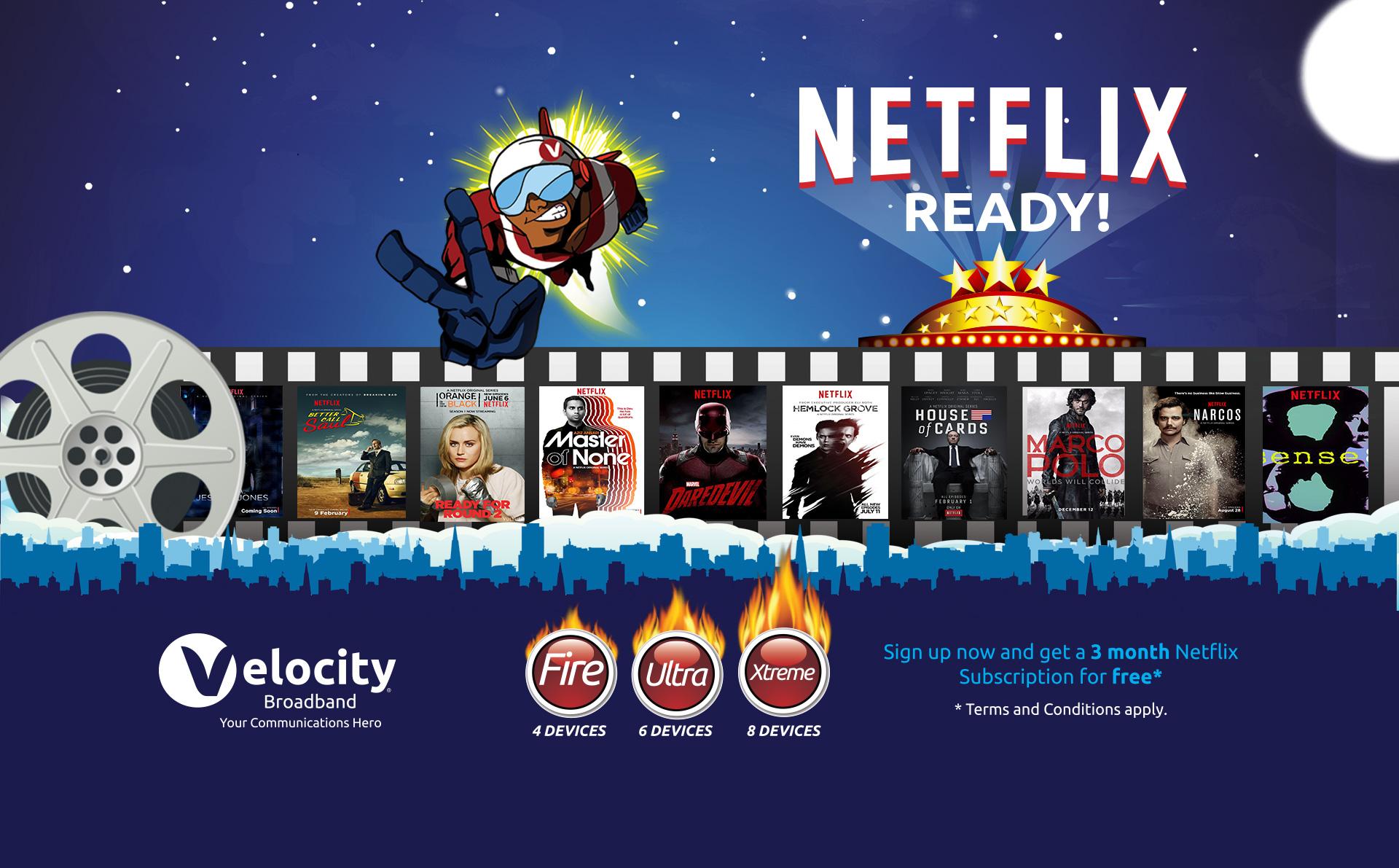 Netflix Ready