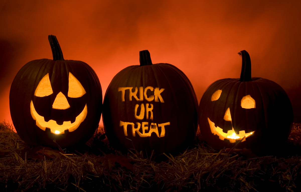 Halloween - Trick o Treat